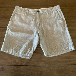 H&M L.O.G.G. (Label of Graded Goods) Blue Shorts